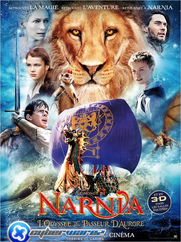 #3 The Chronicles of Narnia Voyage of the Dawn Treader (2010)