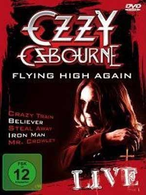 Ozzy Osbourne - Flying High Again : Live DVD (2010)