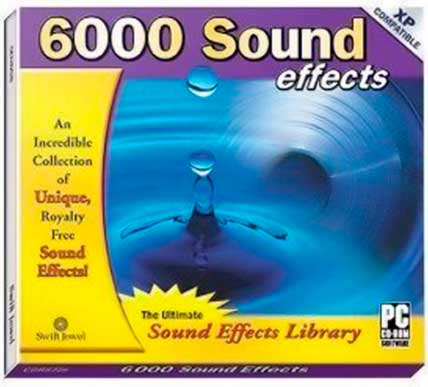 6000 sound effects