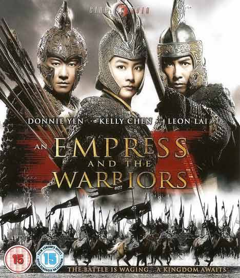 An Empress and the Warriors DVDRip with English Subtitles