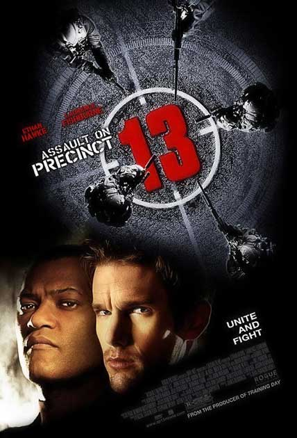 Assault on Precinct 13 DVDRip XviD