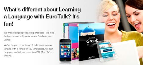 EuroTalk Interactive Language Learning Software