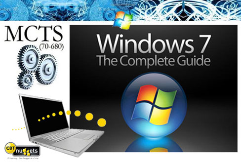 CBT Nuggets Microsoft 70-680 [Windows 7 Configuration]  Tutorial DVDRip