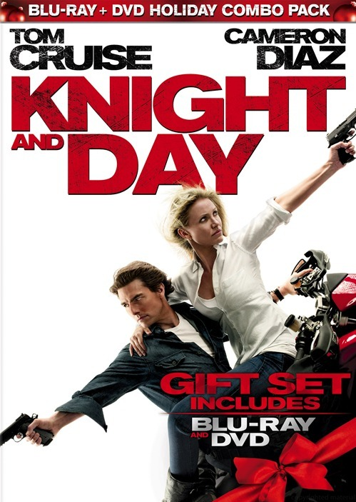 Wybuchowa Para / Knight and Day (2010) 720p BRRip XviD-MTT [1 Link]