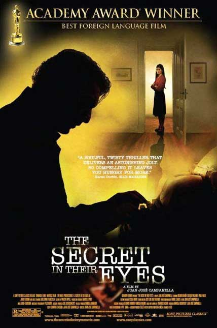 The Secret In Their Eyes DVDRip with English Subtitles