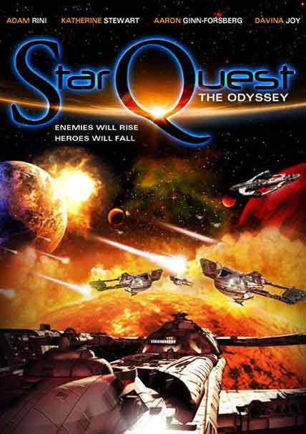 star quest the odyssey